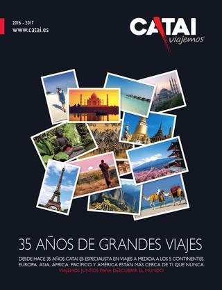 Catai Tours Catálogos