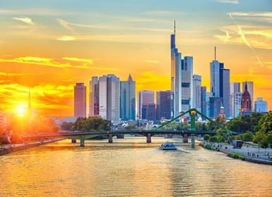 Viajes a Frankfurt