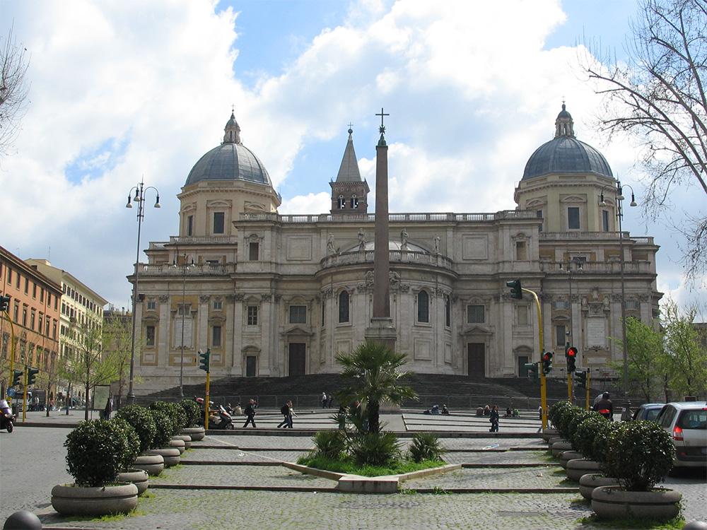 Basilica Santa Maria Mayor Roma Visitar