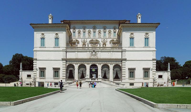 Pinacoteca Galeria Borghese Roma