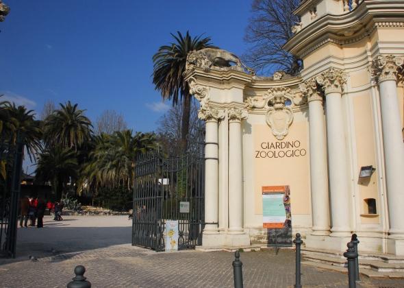 Jardin Zoologico Roma