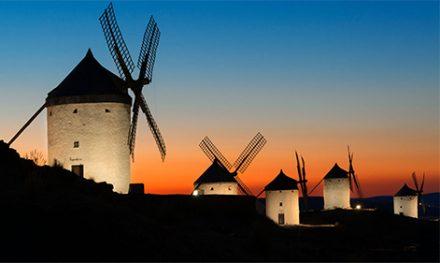 Visita Castilla la mancha