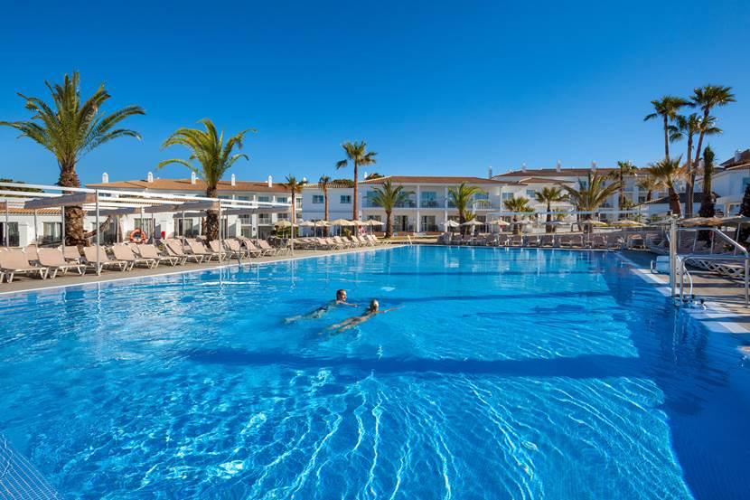 piscina hotel oferta todo incluido
