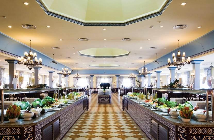 buffet hotel oferta todo incluido