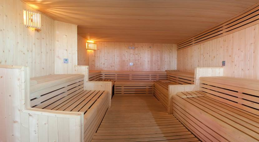 sauna hotel oferta todo incluido