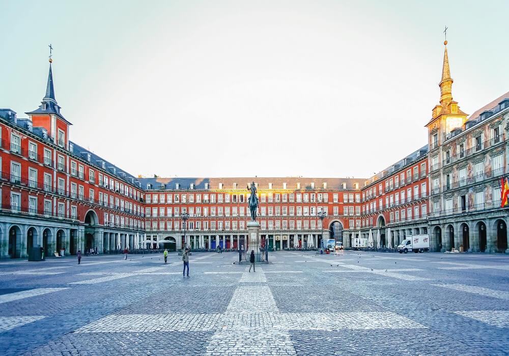 que lugares visitar en madrid