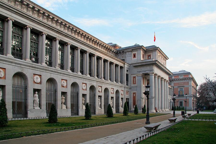 Visitar Museo del Prado Madrid