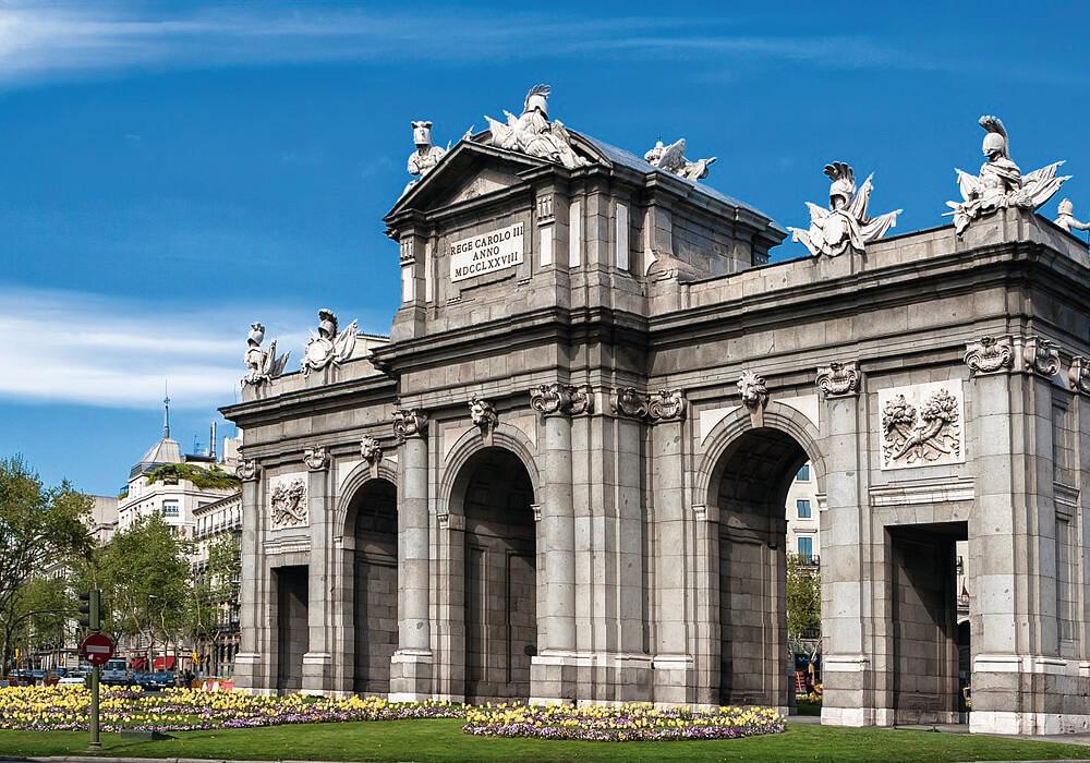 que ver en Madrid, puerta de alcala
