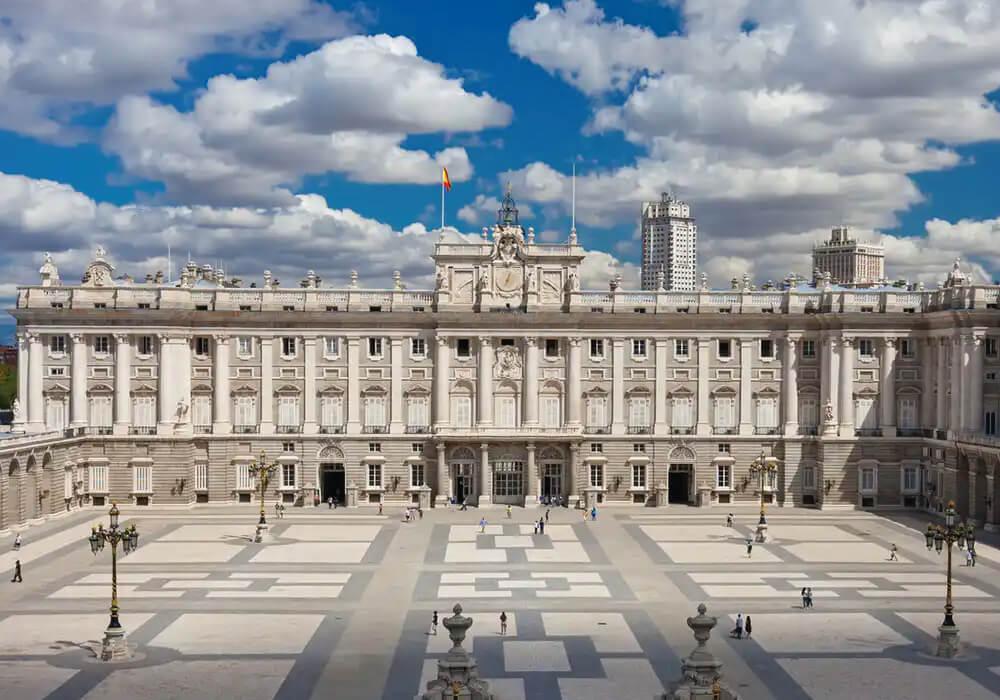 visita el palacio real en madrid