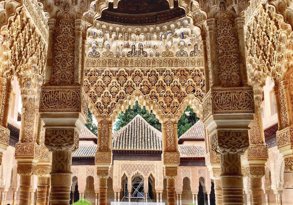 descubre la alhambra granada