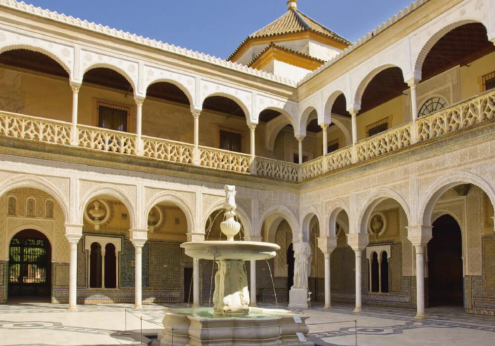 visita el centro historico de sevilla