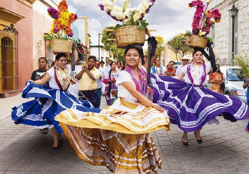 Fiestas Típicas Mexicanas