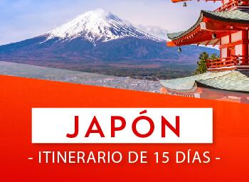 Japón 15 días