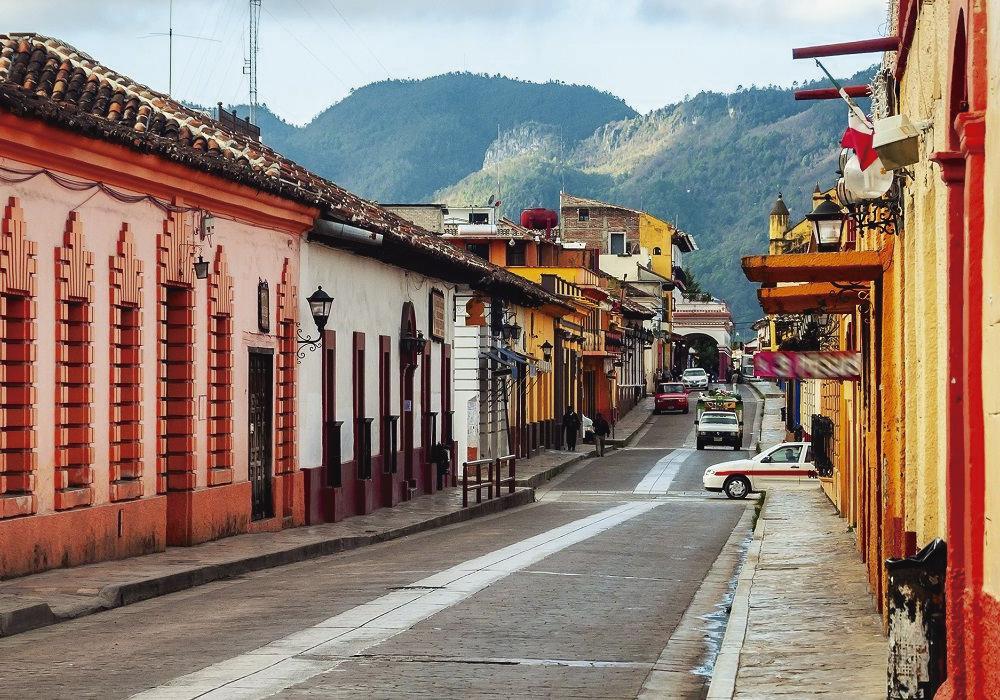 Pueblo en Chiapas que es uno de los más hermosos.