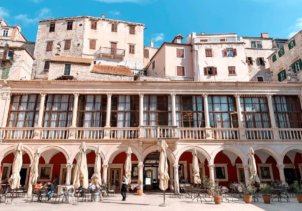 Una de las ciudades que poca gente conoce de Croacia.