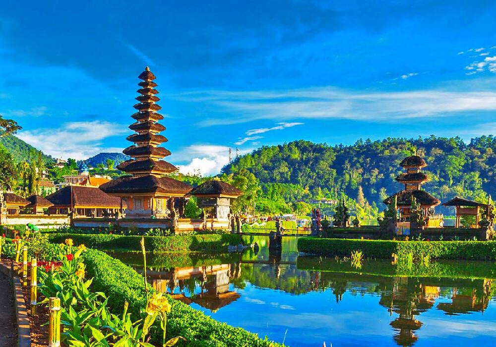 De los paisajes más hermosos del mundo.
