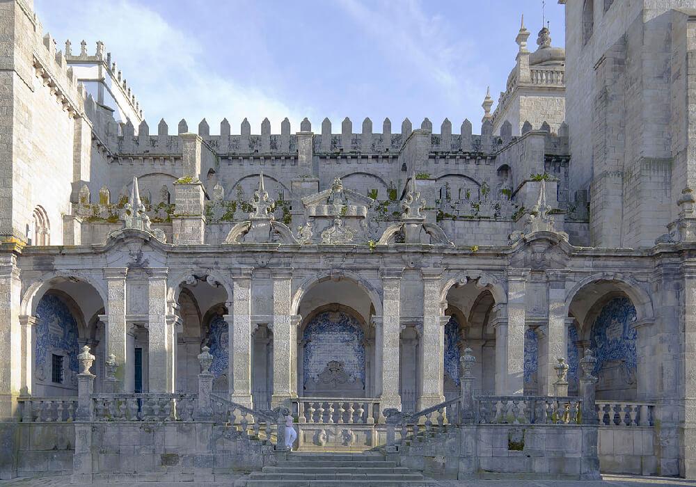 sede episcopal de la diócesis de Oporto.