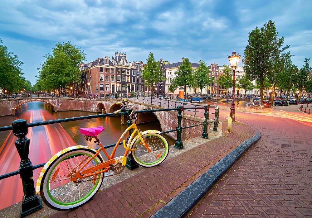 Por eso y más es la capital mundial de la bicicleta.