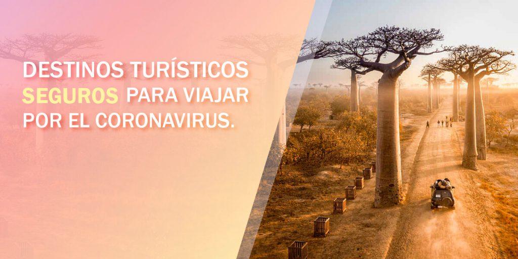 Seguridad en el Coronavirus.
