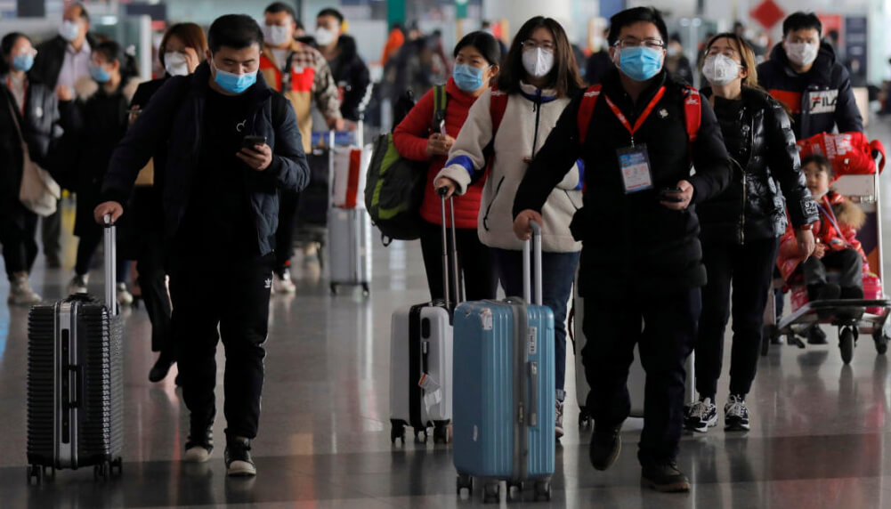 Viajar seguros y siguiendo las medidas de prevención.