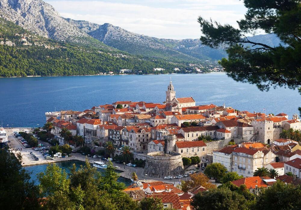 Una de las Islas más bellas que podrás encontrar en Croacia.
