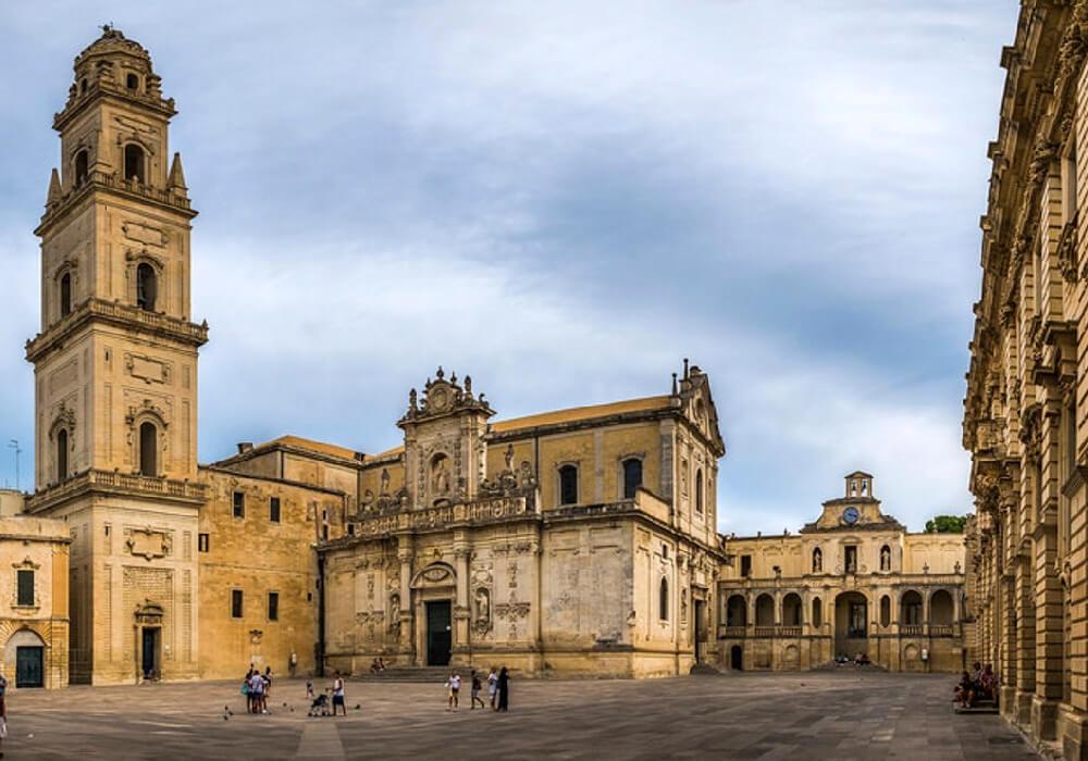 Una de las ciudades más lindas de Italia.