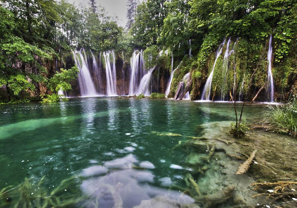 Reserva forestal ubicada en el centro de Croacia.