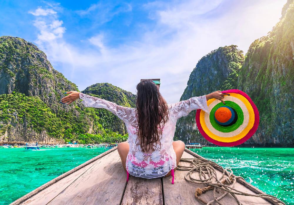 Tailandia tiene algunas de las playas más hermosas del mundo y Phuket es una de ellas.