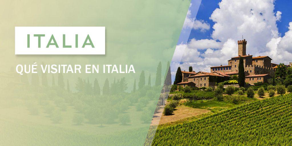 Los mejores lugares de Italia