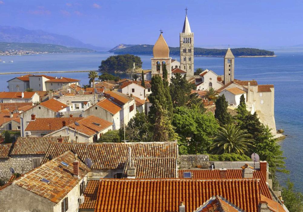 Una de las Islas más seductoras de Croacia.