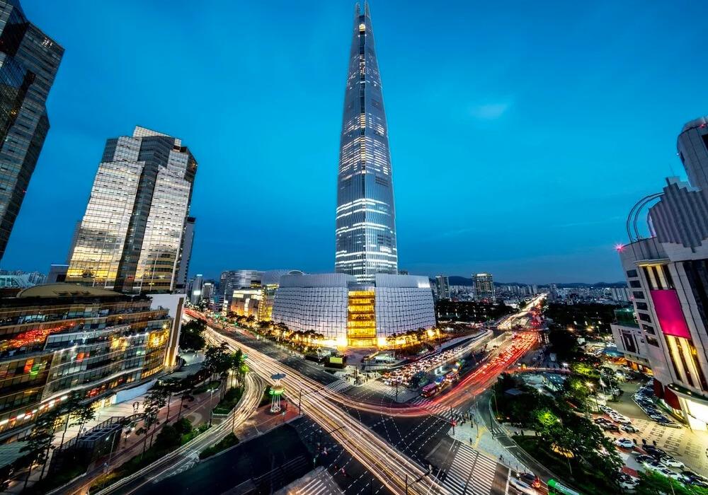 Seúl una de las ciudades más pobladas de Corea del Sur.