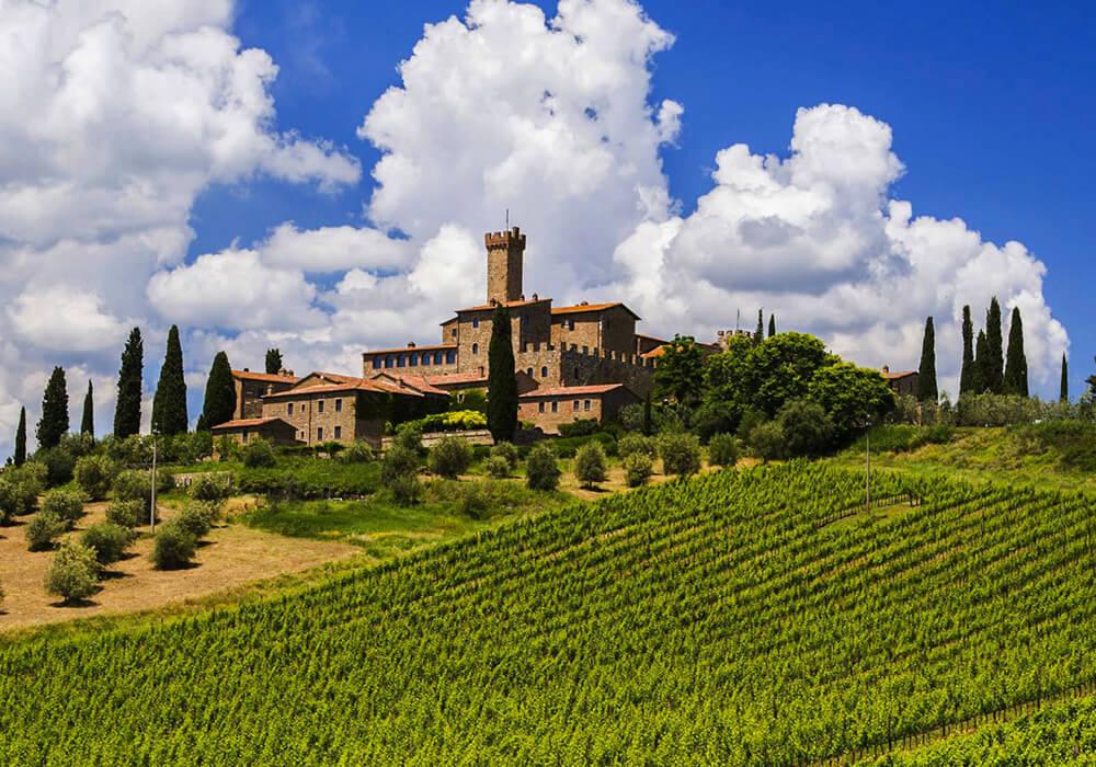 De los Valles más hermosos que encontrarás en Italia.