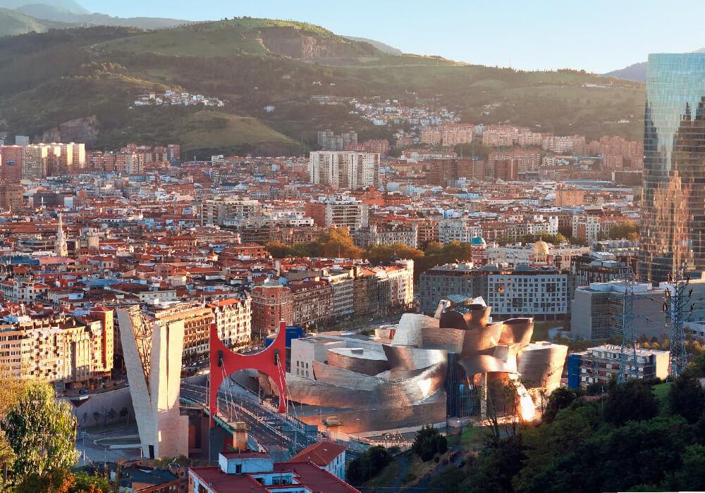 Ésta hermosa ciudad se encuentra dentro de la comunidad de país Vasco en España.