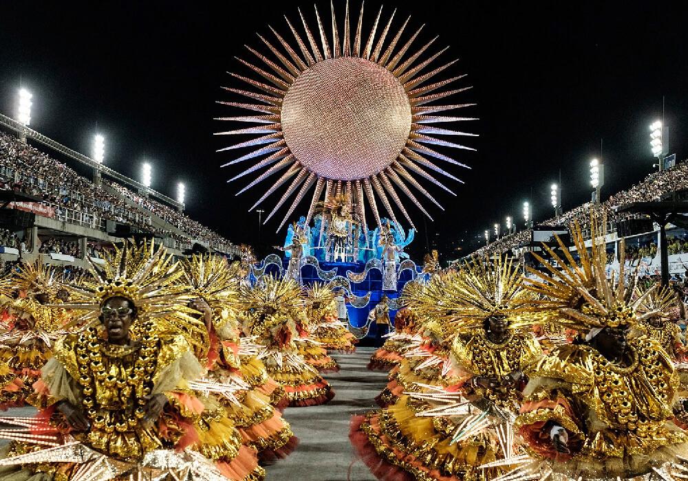 Este carnaval se celebra anualmente a fines de Febrero o principios de Marzo.