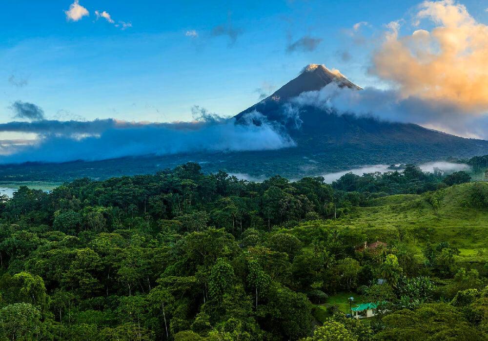 País Tropical lleno de vida y biodiversidad.