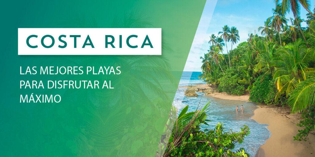 Costa Rica es un paraíso de playas.