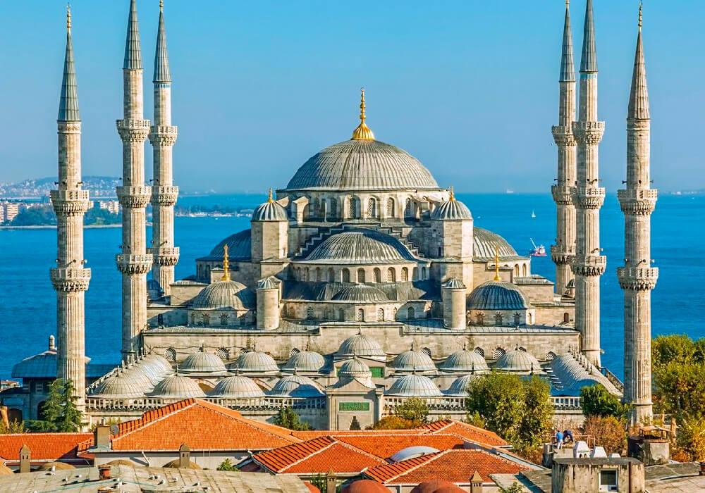 Éste es el templo religioso más importante de Estambul.