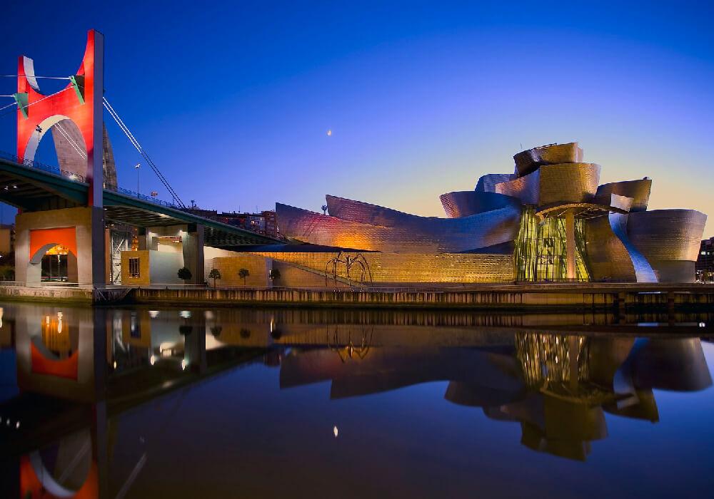 Uno de los museos de arte contemporáneo más famoso del mundo.