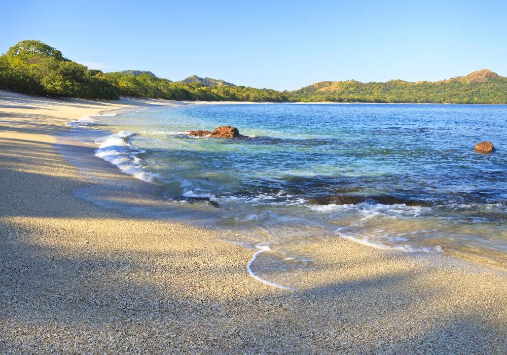 Ésta playa está a 3 horas de la ciudad y es una zona de mucha actividad turística gracias a el ceoturismo.