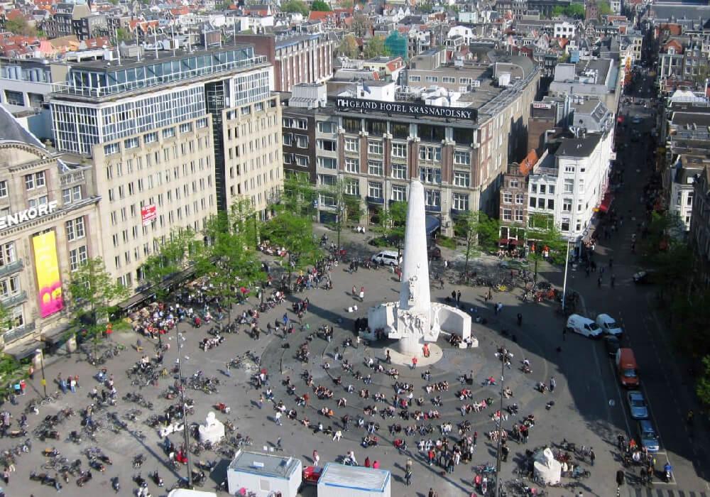 En ella se organizan diversos eventos y por eso es uno de los lugares más conocidos de la ciudad.