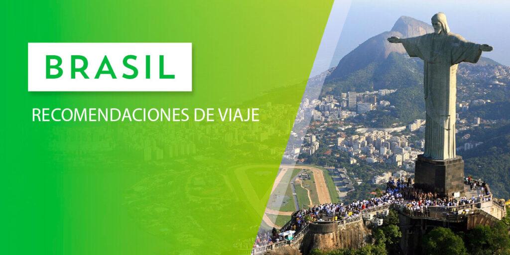 Recomendaciones de Viajes a Brasil.