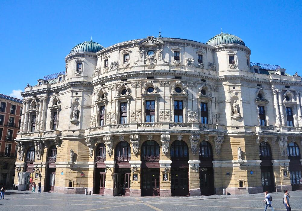 Edificio Neobarroco que fue creado por el arquitecto Joaquín De Rucoba.