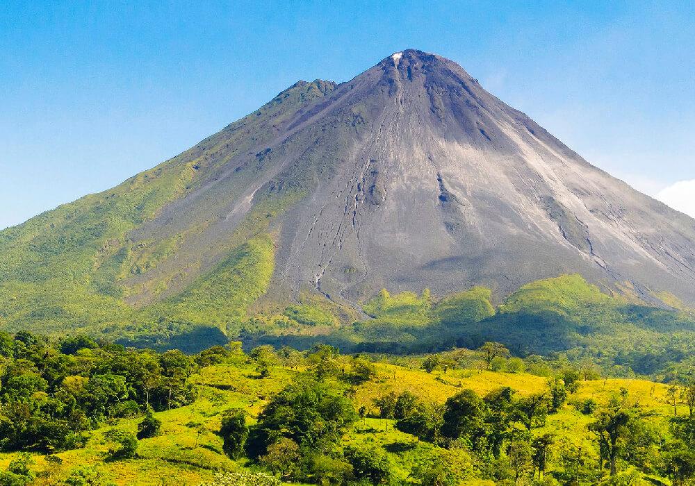 Este es sin duda uno de los paisajes más hermosos de este país.