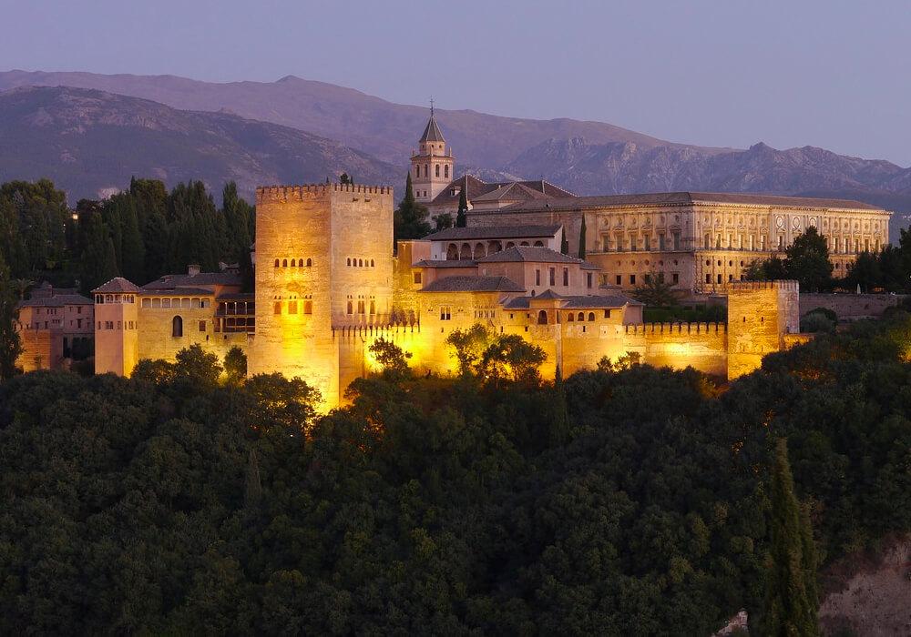 Alhambra Visita andalucia