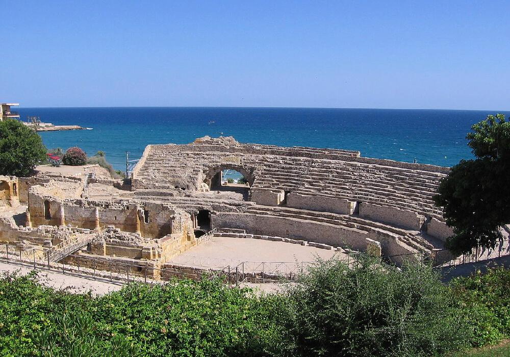 Anfiteatro Tarragona Unesco España