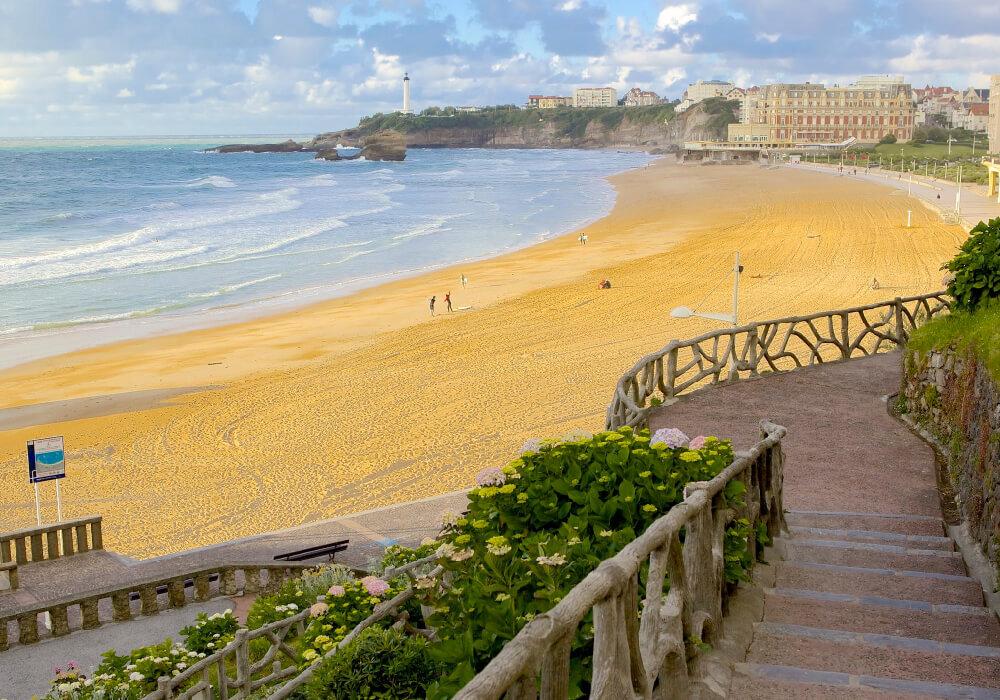 Un increíble complejo turístico y un destino idílico para el surf.