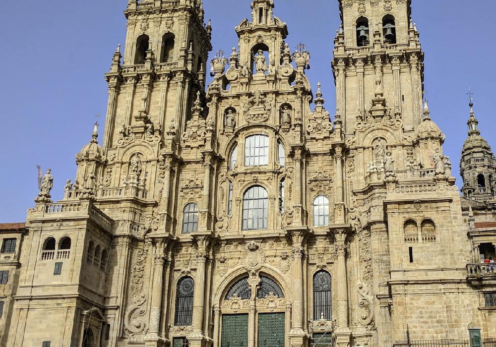 Templo de culto católico ubicado en la provincia de A Coruña.
