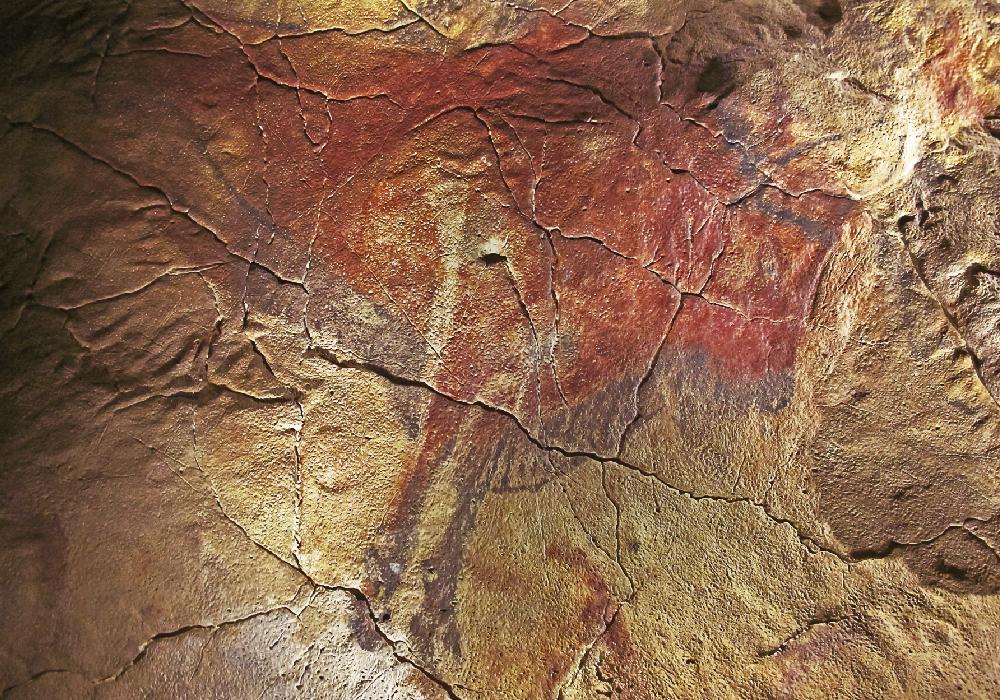 Cavidad natural que se conserva de los ciclos pictóricos y artísticos más importantes.