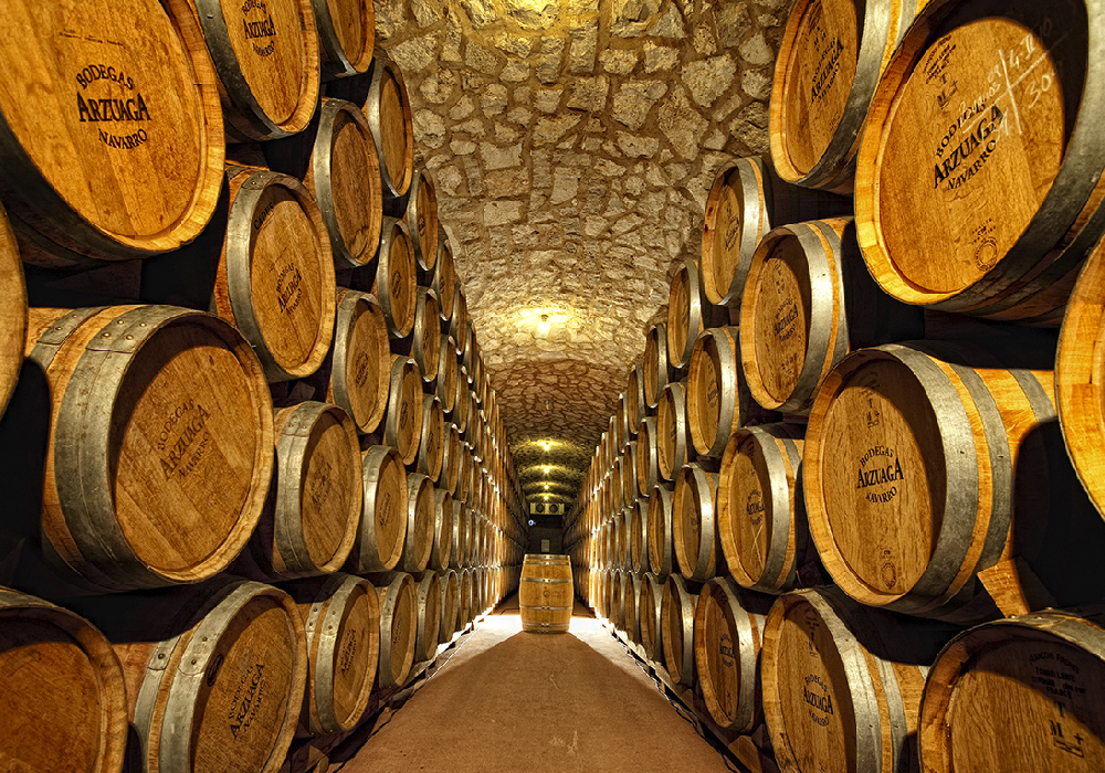 Existen bodegas de vino de todo tipo y para todos los gustos.