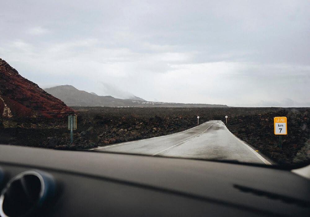 Los caminos y carreteras están nuevamente en funcionamiento, con las medidas necesarias.